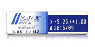 Acuvue Johnson & Johnson  Acuvue Bifocal