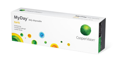 Coopervision Coopervision MyDay Toric