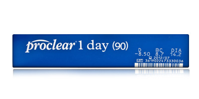 Coopervision Coopervision Proclear 1 Day 90 Pack Disposable Daily