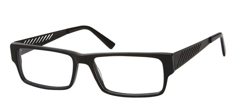 A134 Black A134 Glasses