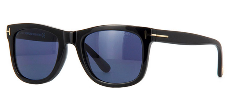 Tom Ford leo tf336 01v Sunglasses