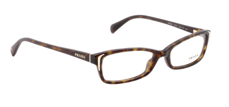 Prada VPR15Q 2AU-101 Glasses
