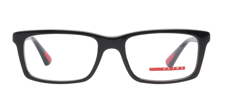 Prada VPS02C 1AB-101 Glasses
