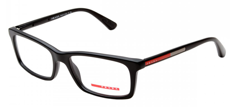 Prada VPR22R 1BO-101 Glasses