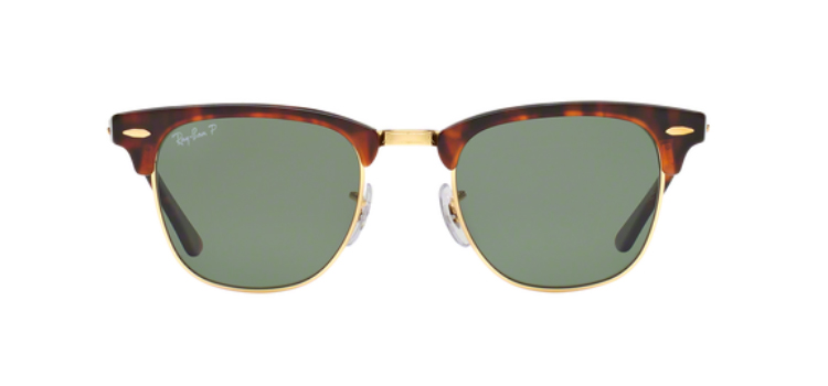Ray Ban Clubmaster RB3016 990/58 Sunglasses