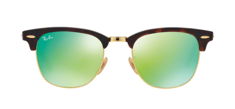 Ray Ban Clubmaster RB3016 114519 Sunglasses