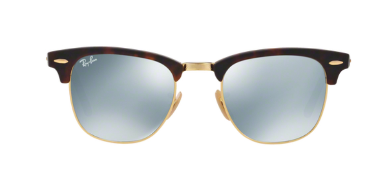Ray Ban Clubmaster RB3016 114530 Sunglasses