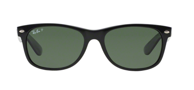 Ray Ban New Wayfarer RB2132 901/58 Sunglasses