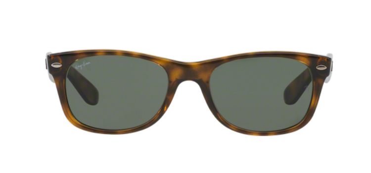 Ray Ban New Wayfarer RB2132 902 Sunglasses