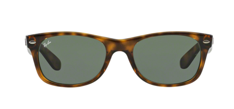 Ray Ban New Wayfarer RB2132 Tortoise Sunglasses