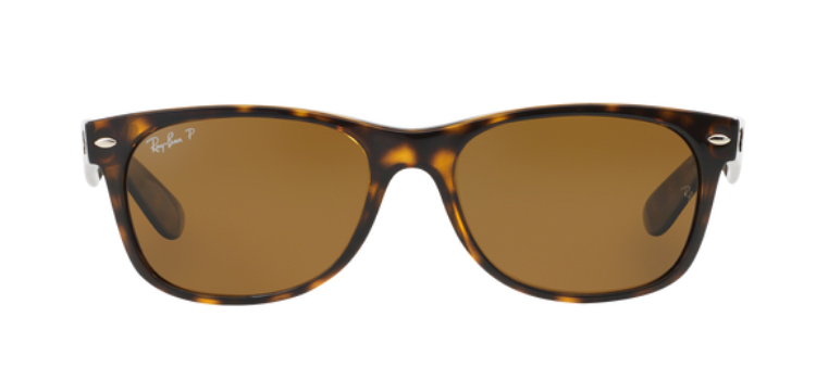 Ray Ban New Wayfarer RB2132 902/57 Sunglasses