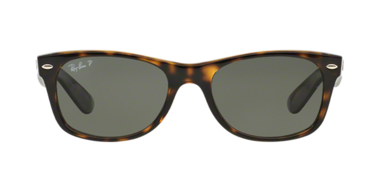 Ray Ban New Wayfarer RB2132 902/58 Sunglasses