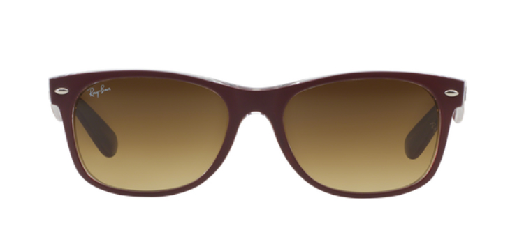 Ray Ban New Wayfarer RB2132 605485 Sunglasses