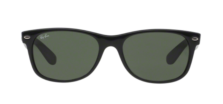 Ray Ban New Wayfarer RB2132 901 Sunglasses