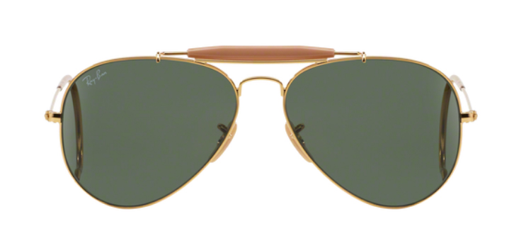 Ray Ban Outdoorsman RB3030 L0216 Sunglasses