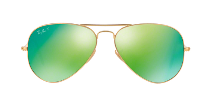 Ray Ban Aviator Large Metal RB3025 112/P9 Sunglasses
