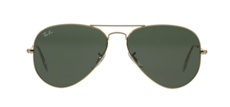 Ray Ban Aviator Large Metal RB3025 L0205 Sunglasses