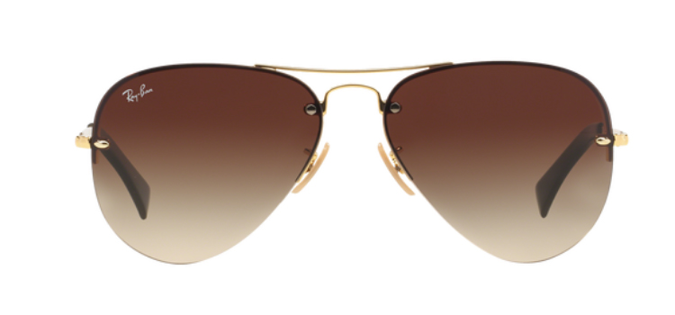 Ray Ban RB3449 001/13 Sunglasses