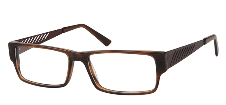 A134A Brown A134 Glasses