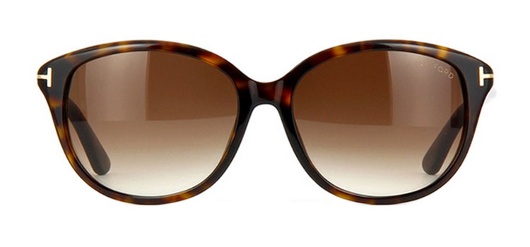 Tom Ford KARMEN TF329 52f Sunglasses