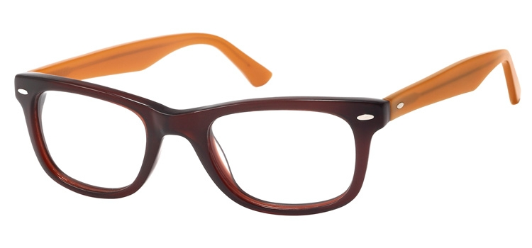 A101G Brown A101 Glasses