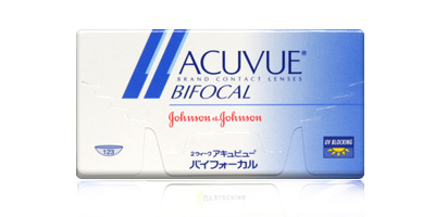 Acuvue Bifocal Contact Lenses