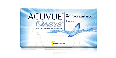 Acuvue Oasys Two Weekly Disposable   Johnson & Johnson Contact Lenses