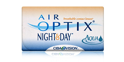 Air Optix Night & Day (Night & Day Aqua) Contact Lenses