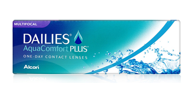 Dailies Aqua Comfort Plus Multifocal Contact Lenses