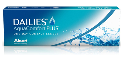 Alcon Dailies Aquacomfort Plus Daily Contact Lenses
