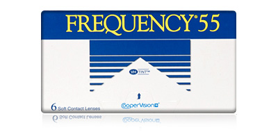 Frequency 55 Contact Lenses