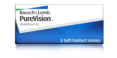Pure Vision Contact Lenses