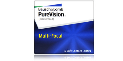 Purevision Multifocal Contacts