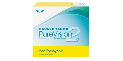 PureVision2 for Presbyopia Contact Lenses