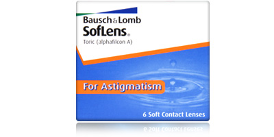 Soflens 66 Toric Contacts