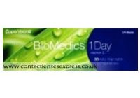 Biomedics 1 Day Lenses