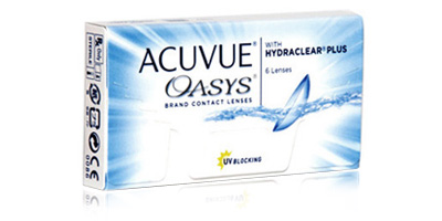 Acuvue Oasys Two Weekly Disposable   Johnson & Johnson Lenses