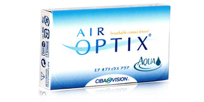 Air Optix Aqua Lenses