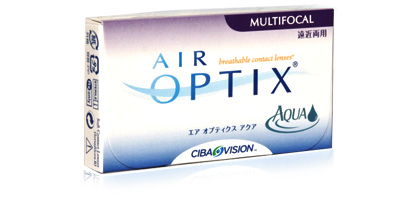 Air Optix Multifocal Lenses