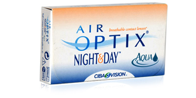 Air Optix Night & Day (Night & Day Aqua) Lenses