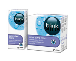 Blink Intensive Tears Eye Drops
