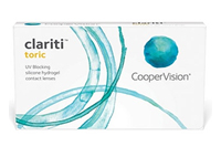 Clariti Toric Monthly Lenses