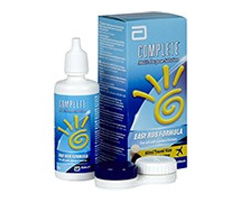 Complete Travel Pack Contact Lenses Solution