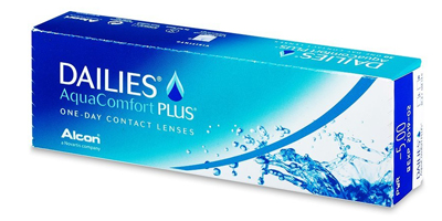 Dailies Aquacomfort Plus 30 Pack Lenses