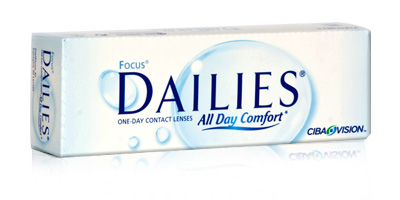 Focus Dailies 30 Pack Lenses