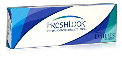 Freshlook One Day Lenses