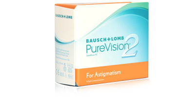 Purevision 2 HD for Astigmatism Lenses