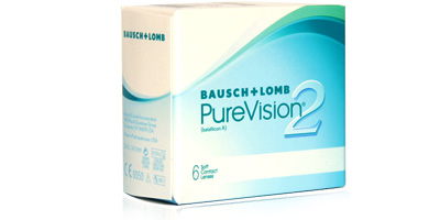 Purevision 2 HD Lenses