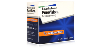 Purevision Toric Lenses