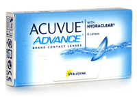 Johnson & Johnson Acuvue Advance Two Weekly Disposable